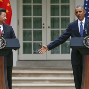 Διαδικτυακή συμφωνία ΗΠΑ-Κίνας με«γκρίνιες»