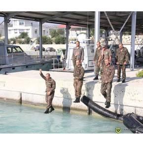 Ενισχύεται η Μοίρα Υποβρυχίων Καταστροφών (Μ.Υ.Κ.) της Ε.Φ τηςΚύπρου!