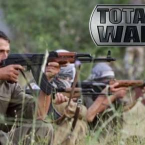 Κούρδοι: «Κηρύττουμε ολοκληρωτικό πόλεμο στο τουρκικόκράτος»