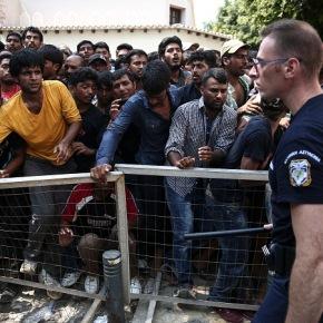Πάνω από 200.000 λαθρομετανάστες έφτασαν εφέτος στην Ελλάδα, σύμφωνα με τονΟΗΕ
