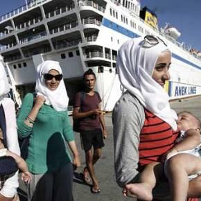 Στο Λαύριο οι πρόσφυγες από τα νησιά με απόφαση τηςκυβέρνησης