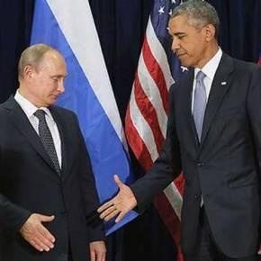 Συνάντηση Ομπάμα-Πούτιν