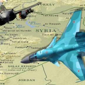 Γαλλικά Rafale F.2 απέναντι σε ρωσικά Su-27SM στην Συρία… – Το «ατύχημα» είναι πλέον πολύκοντά