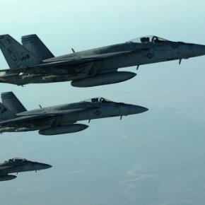 ΕΚΤΑΚΤΟ!! Η Ρωσία ζήτησε από αμερικανικά πολεμικά αεροσκάφη να εγκαταλείψουν αμέσως τον εναέριο χώρο τηςΣυρίας