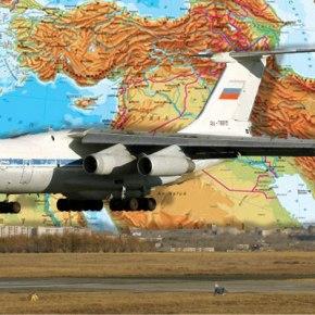 Τα ρωσικά μαχητικά αεροσκάφη θα παρακάμψουν την Ελλάδα και μέσω Ιράν και Τουρκίας θα μετασταθμεύσουν στην Συρία!