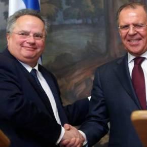 Τη συνεργασία Ελλάδας-Ρωσίας στη Συρία κατά του ISIL ανακοίνωσε τοΥΠΕΞ!