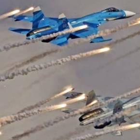 Πολεμικός πυρετός – CBS: «Η US Air Force ετοιμάζεται για αερομαχίες με τη Ρωσική Αεροπορία στην Συρία»(vid)