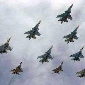 Τεράστιο όγκο πυρός συγκεντρώνει η Ρωσία: Ζήτησε άδεια από την Τουρκία για πτήσεις μαχητικών και IL-76 προς Συρία για έναμήνα!