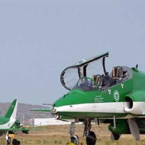 «Κατάληψη» του αεροδρομίου της Πάφου απο αεροσκάφη της ΣαουδικήςΑραβίας