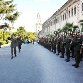 Προσοχή Στον Έλληνα Διοικητή της 1ης Στρατιάς οιΤούρκοι