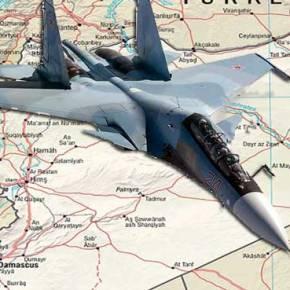 Οι πρώτες φωτογραφίες των ρωσικών μαχητικών στην αεροπορική βάση στηΣυρία
