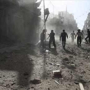Ισλαμική επίθεση με ρουκέτα στην ρωσική πρεσβεία στην Δαμασκό – Μόσχα: «Θα πάρουν σύντομα την απάντησήμας»