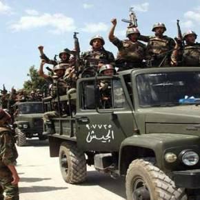 Αυτά είναι τα όπλα που παρέδωσε η Ρωσία στον συριακό Στρατό[βίντεο]