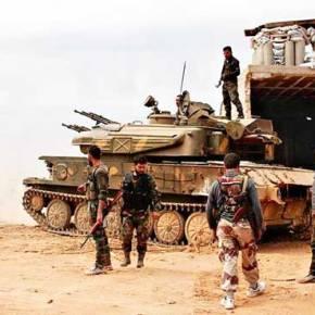 O συριακός Στρατός μπήκε στην Παλμύρα – Βομβαρδισμοί και στην «πρωτεύουσα του ISIL» Ράκκα(vid)