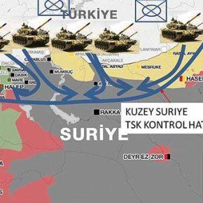Μετακινούνται εσπευσμένα τουρκικά άρματα μάχης LEOPARD – 1TU(VOLKAN) από την Ανατολική Θράκη εντός των τουρκοσυριακώνσυνόρων!