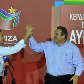 Αποτελέσματα εκλογών 2015: Οι «σύντροφοι» Τσίπρας – Καμμένος πιάνουν δουλειά με το… καλημέρα – Ποιοι «προβάρουν» το υπουργικόκοστούμι