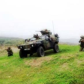 Ενεργοποίηση του Τμήματος Άμεσης Επέμβασης της 7ης Ταξιαρχίας Πεζικού(Φωτογραφίες)