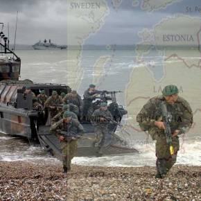 Στρατεύματα στη Βαλτική στέλνει η Βρετανία για ανάσχεση της Ρωσικήςεπιθετικότητας