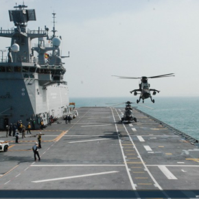 Έλληνας Στρατηγός στα Υπόγεια του Πενταγώνου: «Έχουμε τα 10 απο καλύτερα Αεροπλανοφόρα τουΚόσμου»