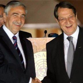 Εντός του Νοεμβρίου -Σε έξι συναντήσεις για το Κυπριακό συμφώνησαν Αναστασιάδης –Ακιντζί
