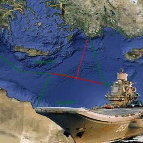 Η Ρωσία δημιουργεί ένα «σιδηρούν παραπέτασμα» από την Αρκτική μέχρι την Μεσόγειο και τηνΕλλάδα!