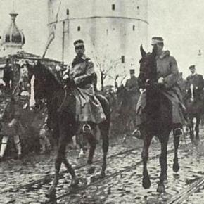 26 ΟΚΤΩΒΡΙΟΥ 1912… Ο Ελληνικός Στρατός Απελευθερώνει τη Θεσσαλονίκη απ' τους ΟθωμανούςBINTEO