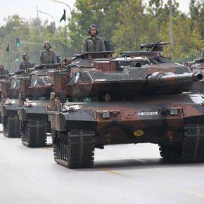 Τα βίντεο από την στρατιωτική παρέλαση τηςΘεσσαλονίκης