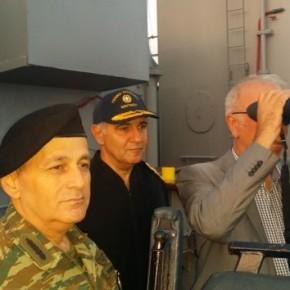 «Ετοιμοπόλεμος» ο Βίτσας με «στρατό» επιχειρηματιών κάνει «απόβαση» στιςΗΠΑ