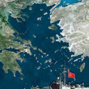 Πρόκληση των Τούρκων- Βάζουν φωτιά στοΑιγαίο!