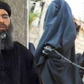 Φρίκη: O αρχηγός του Ισλαμικού Κράτους έδωσε εντολή για ομαδικούς βιασμούςγυναικών!