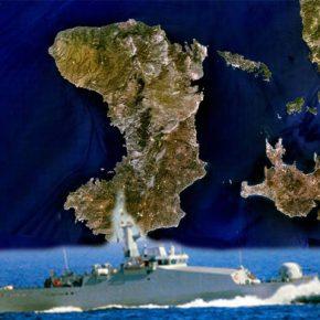 Η τουρκική «αόρατη» κορβέτα ανοιχτά της Χίου! Πρώτη φωτογραφία της στοΑιγαίο