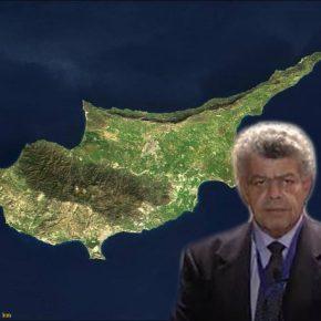 Μάζης: Οι εξελίξεις στη Συρία και οι κίνδυνοι διχοτόμησης στηνΚύπρο