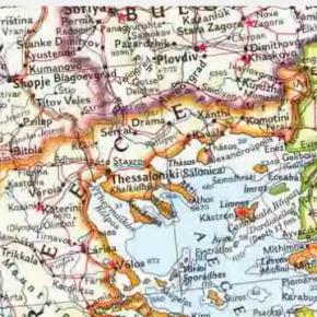 ΣΚΟΠΙΑ: Το ψέμμα που προσπαθεί να γίνει «γεωγραφική πραγματικότητα» μέσα απόχάρτες
