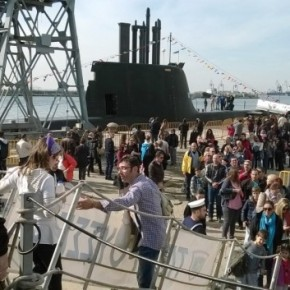 13000 επισκέψεις πολιτών σε 3 πολεμικά πλοία σε 48 ώρες! Ψήφος εμπιστοσύνης στοΠΝ