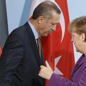 Παζάρι Ερντογάν και για Κυπριακό. Τι θα ζητήσει από την Μέρκελ Οι δηλώσεις Ερντογάν για το Κυπριακό και τα «δώρα» της Μέρκελ. Τι δίνει η ΕΕ και τι ζητά ο ισχυρός άνδρας τηςΤουρκίας;