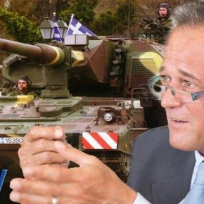 «Mίζες» ύψους 7,9 εκατομμυρίων ευρώ για τα αυτοκινούμενα πυροβόλαPzH-2000GR