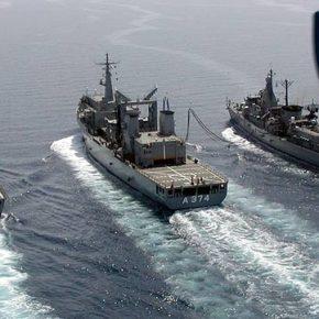 Σε διασπορά ο Στόλος που ετοιμάζεται για Απόβαση σε νησί του ΒορείουΑιγαίου!