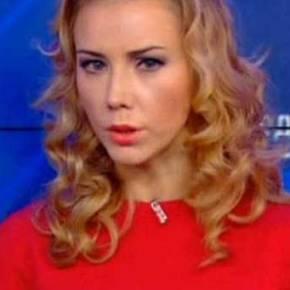 Ρωσίδα τηλεπαρουσιάστρια: «Πολύ καλός ο καιρός για βομβαρδισμούς τζιχαντιστών στηΣυρία»!(vid)