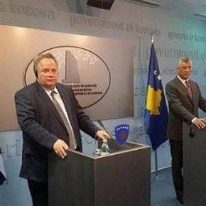 Η Ελλάδα Προετοιμάζει το Έδαφος για Αναγνώριση τουΚοσσόβου