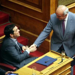 «Η ΝΔ θα αποδοκιμάσει κάθε μέτρο που είναι υφεσιακό» Μεϊμαράκης: Όταν κατατεθεί το νομοσχέδιο, θα το διαβάσουμε και τότε θα πάρουμε συγκεκριμένηθέση
