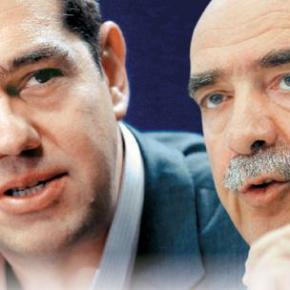 Χαμός άνευ προηγουμένου με Τσίπρα και Μεϊμαράκη: Τι κουνάς το κεφάλι για το χρέος – Δεν έκανα εγώ εκλογές για να λύσω το πρόβλημα με τονΛαφαζάνη