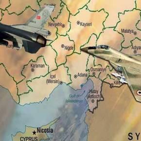 EKTAKTO: Για κατάρριψη ρωσικού ή συριακού μαχητικού από τουρκικά F-16 κάνουν λόγο Βρετανικά ΜΜΕ(φωτο)