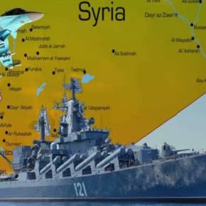 Οι ρωσικές δυνάμεις βομβαρδίζουν ανηλεώς τα τουρκικά μειονοτικά χωριά στην Συρία από ξηράς, αέρος και θαλάσσης (vid,φωτό)