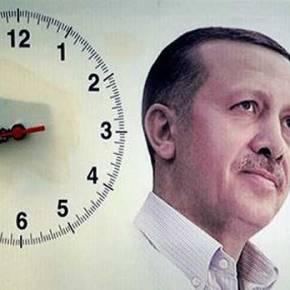 Ηγέτης της «Ώρας» ο Ερντογάν – Δεν Αλλάζει την Ώρα στην Τουρκία!!!!
