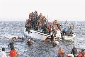 Έριξαν την ταρίφα στα ταξίδια του θανάτου Δουλέμποροι: «Χειμερινές εκπτώσεις», με την τιμή να πέφτει από 3.000-4.000 € στα 1.000ευρώ