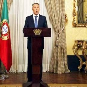 «Πραξικόπημα» με «άρωμα» ΕΕ στην Πορτογαλία: Ο πρόεδρος αγνόησε την ψήφο των πολιτών και έδωσε εντολή σχηματισμού κυβέρνησης στονΠ.Κοέλιο!
