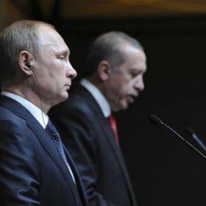 Τούρκος υπουργός: Είμαστε σε πόλεμο με τουςΡώσους…