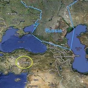 Σενάριο πολέμου Ρωσίας –Τουρκίας