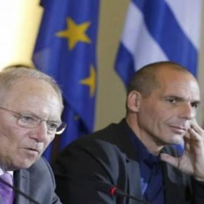 Γ.Βαρουφάκης προς Β.Σόιμπλε: «Το νέο Μνημόνιο είναι καταδικασμένο να αποτύχει» – Γερμανός ΥΠΟΙΚ: «Το ξέρουμε – Το σχεδιάσαμεέτσι»