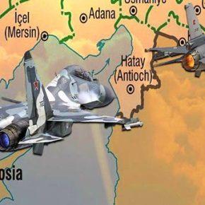 Καμίνι από τις ρωσο-τουρκικές αερομαχίες τα σύνορα Τουρκίας – Συρίας – Τί αποκάλυψε ο Τούρκος υφυπουργόςΕξωτερικών